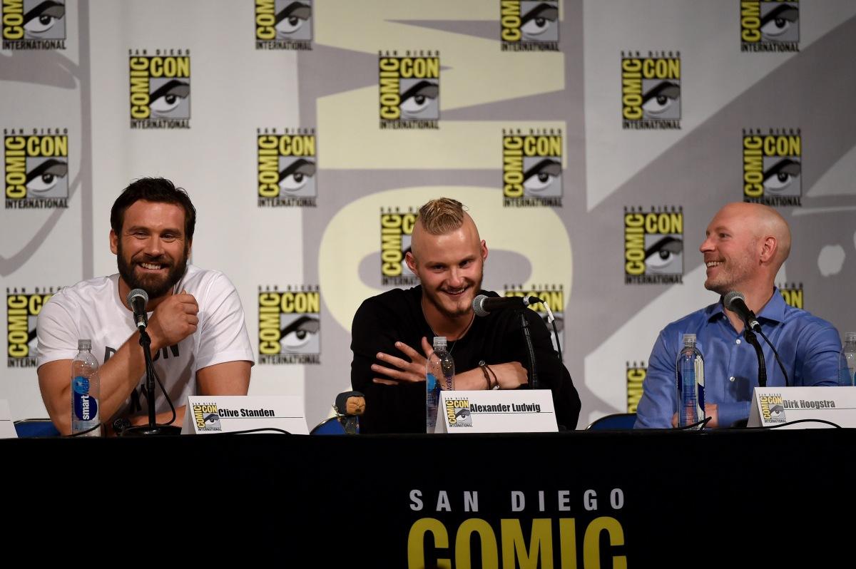 Panel complet de #Vikings au Comic Con de San Diego 2015 [Vidéo]