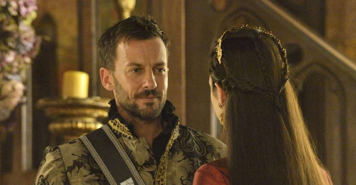 Interview exclusive de Craig Parker (Reign) pour Talk Nerdy With Us