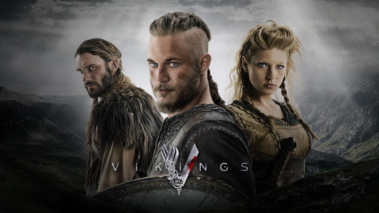 Vikings Séries 2014