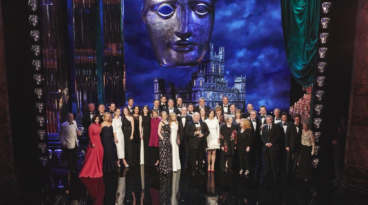 Le BAFTA célèbre Downton Abbey - 4ème partie VOSTFR