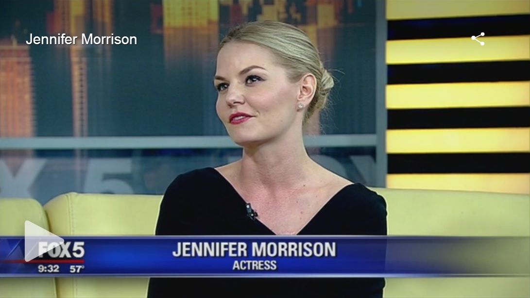 jennifer morrison fox 5